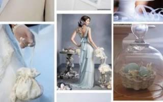 Американская свадьба — стиль оформления, аксессуары