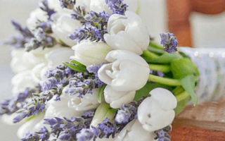 Мятный букет невест — идеи по оформлению цветочных композиций