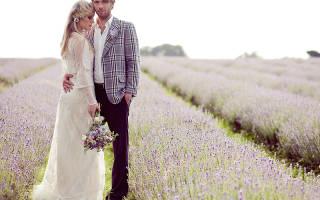 Свадебное платье прованс — в стиле деревенском