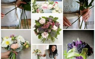 Зеленый букет невесты — примеры оформления и мастер-класс