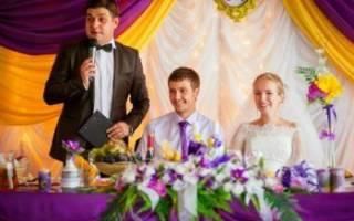 Конкурсы на свадьбе — скороговорки, вопрос-ответ, лотерея