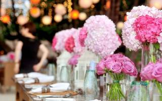 Свадебный банкет — идеи по организации и проведению