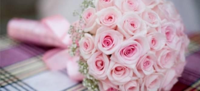 Букет невесты на портбукетнице своими руками — мастер-класс