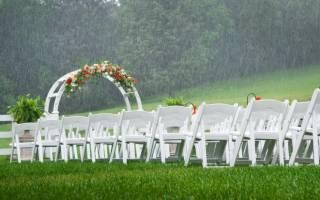 Свадебная фотосессия в дождь — оригинальные идеи