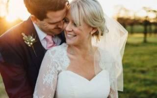 Свадебное платье для 40 летней невесты — идеи