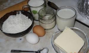 Свадебные шишки — рецепты и пошаговая инструкция