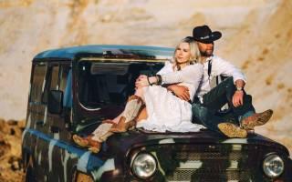 Свадьба в стиле кантри — оформление, образы молодых, аксессуары