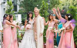Свадьба в восточном стиле — оформление, платье, аксессуары