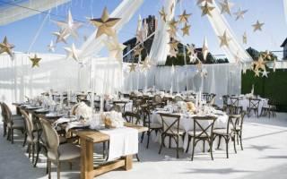 Оформление стульев на свадьбу: как украсить своими руками?