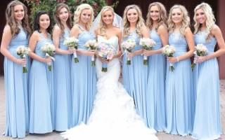 Прическа для подружки невесты на длинные, средние, короткие