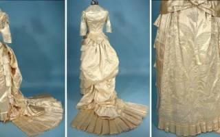 Свадебное платье 19,18 века, в старинном средневековом стиле
