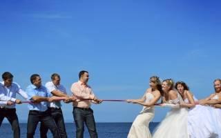 Конкурсы для маленькой свадьбы — игры для узкого круга