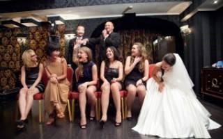 Конкурсы для жениха и невесты на свадьбе — интересные и веселые