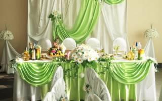 Ромашковая свадьба — оформление, платье, декор