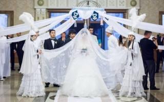 Казахская свадьба — народные традиции и обычаи