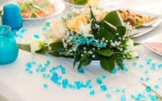 Бирюзовая свадьба — как поздравить, что подарить на 18 годовщину