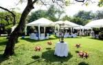 Как оформить свадьбу на даче своими руками — идеи