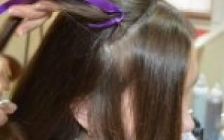 Свадебная прическа на темные волосы для брюнеток