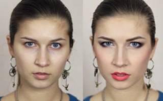 Свадебный макияж для нависшего века для маленьких, азиатских глаз