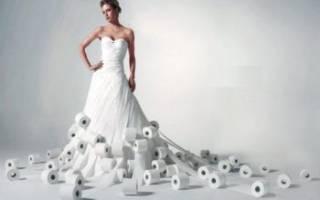 Необычные свадебные платья — фото и видеообзор