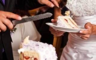 Как выбрать свадебный торт: советы
