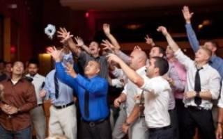 Подвязка невесты своими руками — мастер-класс