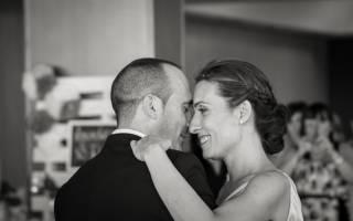 Первый танец молодых на свадьбе — оригинальные и красивые идеи