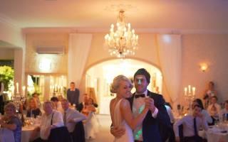 Постановка свадебного танца — как разучить движения самостоятельно