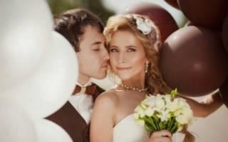 Оформление свадьбы: бежевое, коричневое и шоколадное
