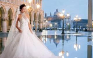 Дизайнерские свадебные платья — итальянские, французские