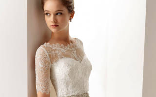 Свадебное платье с завышенной талией, прозрачное, без кружев