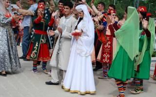 Армянская свадьба — народные традиции и обычаи