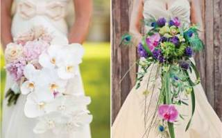 Букет дублер своими руками для невесты — мастер-класс