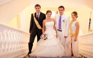 Свидетель на свадьбе — кто может быть, что нужно делать, как одеться