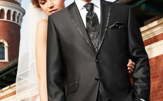 Где и как сшить мужской свадебный костюм — советы