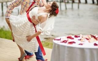 Свадьба в стиле стиляги — образы молодых, зала и стола, аксессуары