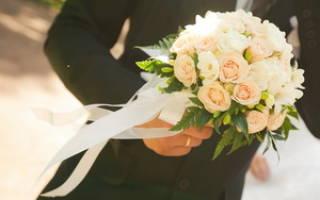 Букет невесты: желтый, в пастельных и пудровых тонах