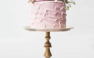 Самые красивые свадебные торты: большие, маленькие, простые
