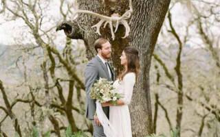 Свадьба в стиле — английском, скандинавском, венецианском