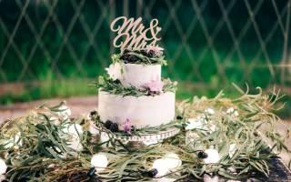 Свадьба в эко стиле — оформление своими руками