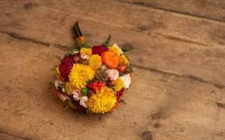 Как выбрать свадебный букет- полезные советы