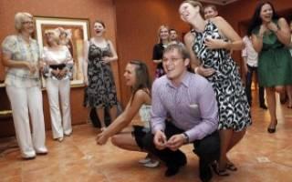 Прикольные сценарии второго дня свадьбы — без тамады