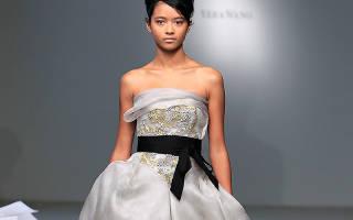 Серое свадебное платье для невесты — фото и видео обзор