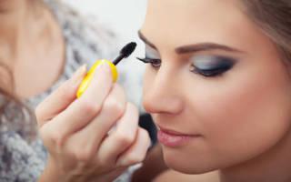 Свадебный макияж — под платье, прическу, для круглого лица, марсал
