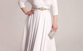 Свадебные платья для полных невест — фасоны для толстых девушек