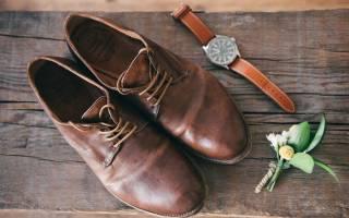 Мужские туфли на свадьбу для жениха — советы по выбору