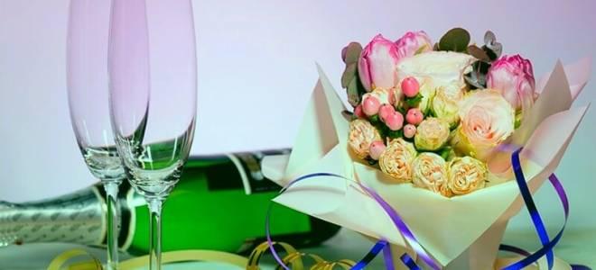 37 юбилей свадьбы — поздравления, подарки, сценарий