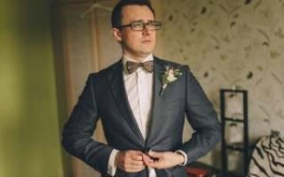 Мужские костюмы на свадьбу — как подобрать по фигуре