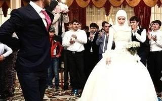 Свадьба в Чечне — народные обычаи и традиции