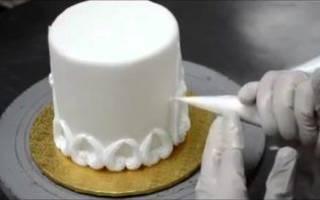 Украшения свадебных тортов своими руками: оформление и дизайн